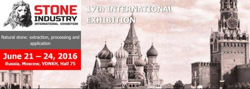 17TH STONE INDUSTRY INTERNATIONAL EXIBITION MOSCOW, RUSSIA, 21-24 JUN 2016-min