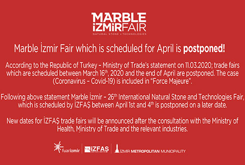 26TH-MARBLE-INTERNATIONAL-NATURAL-STONE-&-TECHNOLOGIES-FAIR-IZMIR,-TURKEY,-01-04-APR-2020